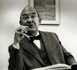 TSCHICHOLD, JAN 1963 © ERLING MANDELMANN