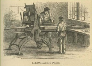 Lithographic-Press