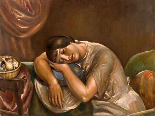 woman-sleeping