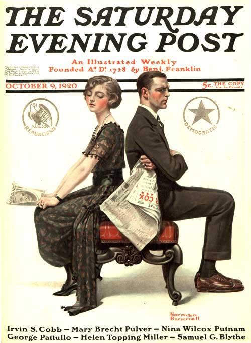 election-debate-october-9-1920-norman-rockwell