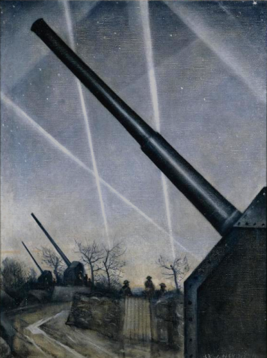 Anti-aircraft Defences, 1940