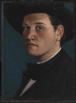 Self-Portrait, 1911